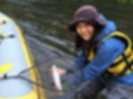 北海道富良野アウトドアツアー ボートツアーフィッシングならガイドラインアウトドアクラブ