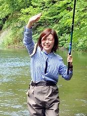 北海道富良野アウトドアツアー 渓流釣りならガイドラインアウトドアクラブ