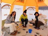 北海道富良野アウトドアツアー ラフティングガイド養成講座 ガイドラインアウトドアクラブ