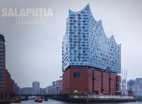 Salaputia Brass Elbphilharmonie Debut