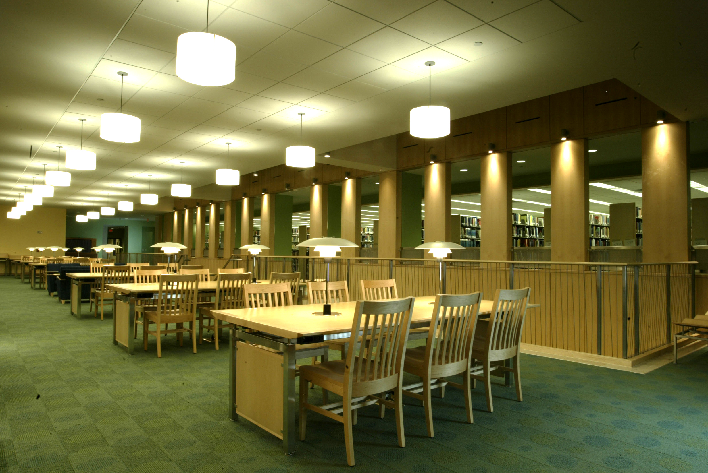 Eckerd College - Library - 02