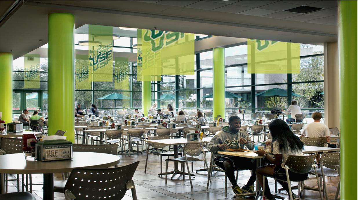 USF - Champion's Choice Dining Hall