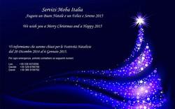 Chiusura Festività Natalizie 2014