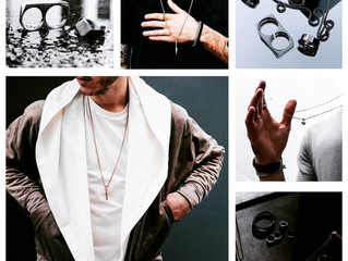 """New """"Vitaly"""" jewelry collection now available @ Skinwork"""