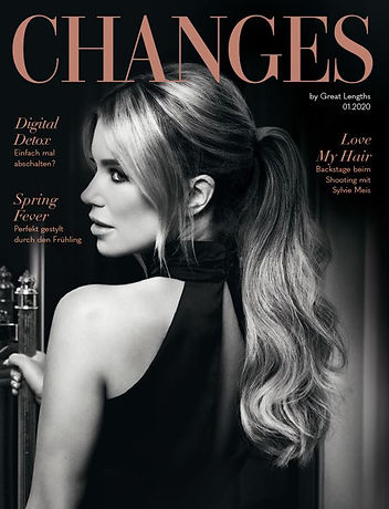 CHANGES Great Lengths Magazin 01/2020