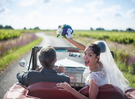 Sie planen Ihre Hochzeit? Buchen Sie schon jetzt Ihr Rundum-Beruhigt-Paket:
