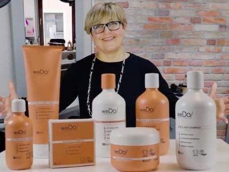 NEU in unserem Salon: weDO/ Produkte von Wella