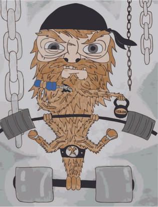 Worlds Strongest Beard