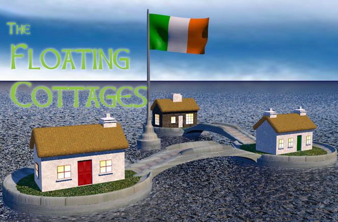 The Floating Cottages