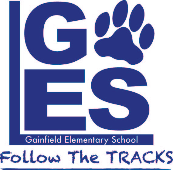 Gainfield Elementary School Logo