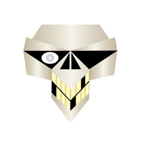 Pirate Skull Logo