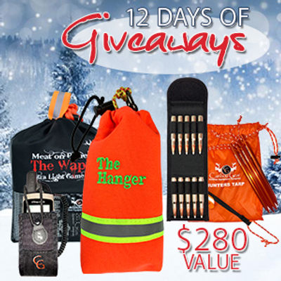 12 days of prizes 11 20 caribou gear.jpg