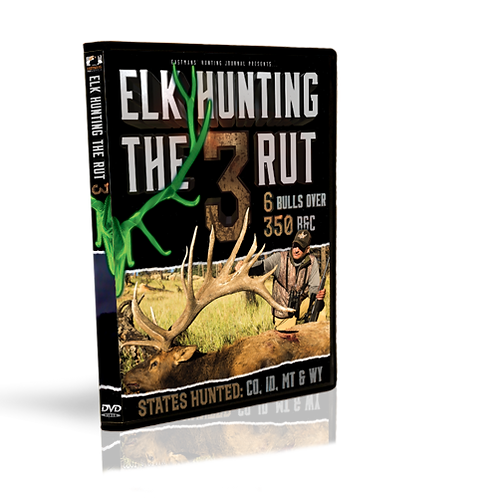 ELK HUNTING THE RUT 3