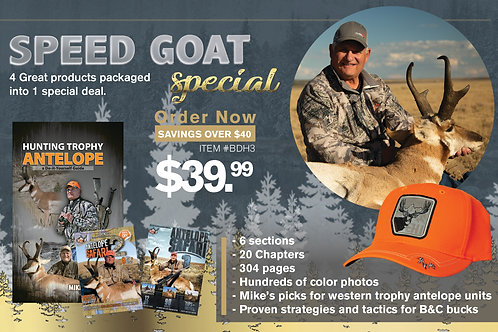 Speed Goat Special