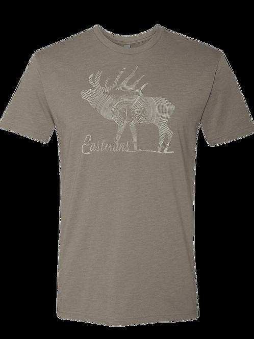 Wood Grain Elk