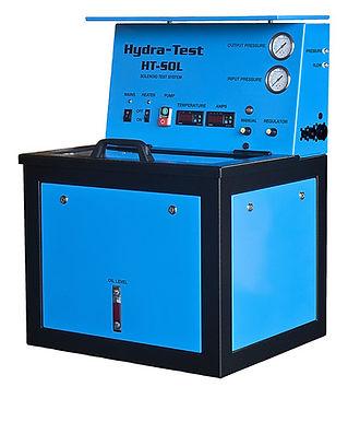Hydra Test solenoid testing unit single tank HT SOL