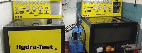Hydra Test Valve Body Testing transmission