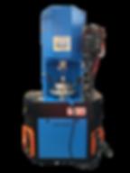 torque converter welder rebuilding