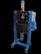 air test stand torque converter rebuilding