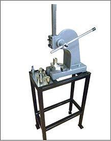 arbor press and stand  transmission rebuild tools