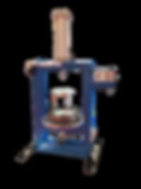 torque converter rebuilding ZF preload check stand