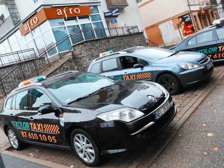 Postój taxi przeniesiono!