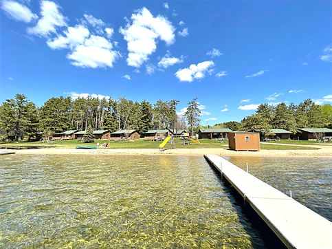 Agate Lake Resort Docks