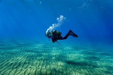 Scuba diver No.1 - Tenerife 2020