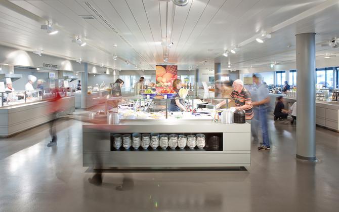 Siemens Restaurant Five Moods Zug
