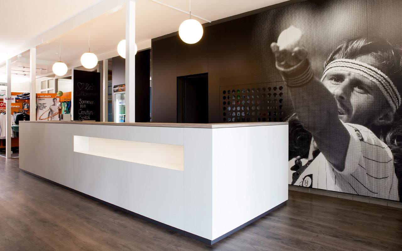 Tenniscenter AAR Sports Birrhard