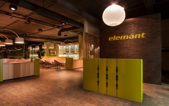 Restaurant Weinlounge Elemänt Langenthal