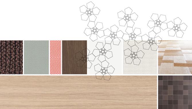 Barmade Innenarchitektur - Planungsphase Alpenrose Appartments