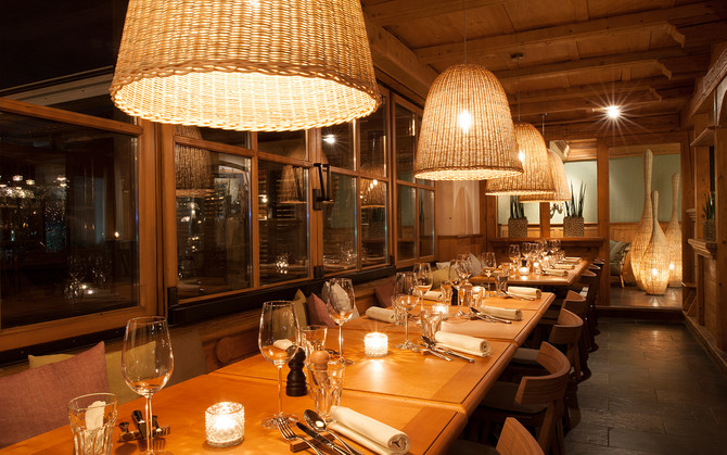 Restaurant Chartreuse Hünibach
