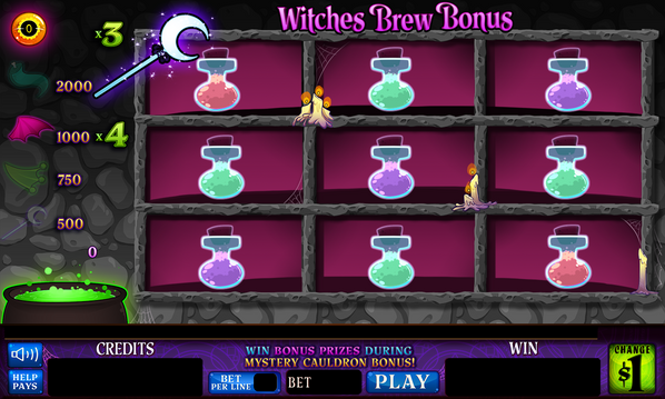 Little Witches - Bonus