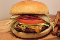 burger fries - Copy