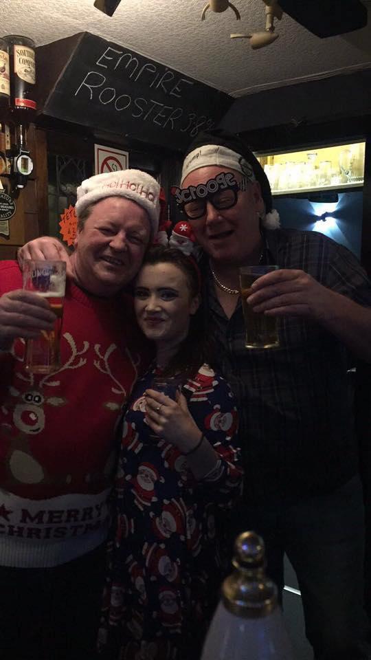 Christmas Communal Drinks
