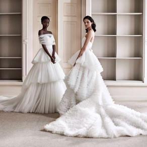 Тренды в свадебной моде на весну-лето 2021 г с Bridal Fashion Week