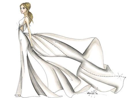 Свадебные платья осень-зима 2019 г. Основные тренды с Bridal Fashion Week.