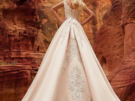 Какие свадебные платья будут модными в 2018 году?