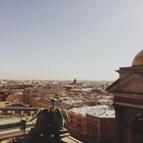 Где провести свадьбу в Санкт-Петербурге?