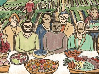 Come to the Table (Haere mai ki te Tepu)