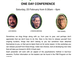 One Day Conference in February