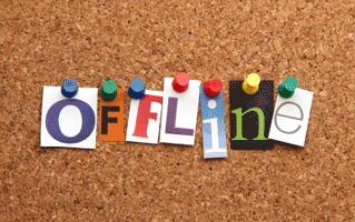 Exploring social media, off-line. What's it like? What's it good for, what's it bad for?