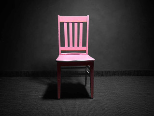 The Empty Chair: An Opportunity for Creative Expression