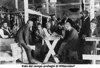 Refugee Camp, Mittendorf, Tyrol