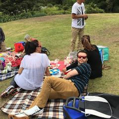 MPS Christmas Party, Kris Kringle and Picnic at the Botanical Gardens