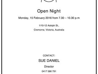 Open Night at PIM 2016