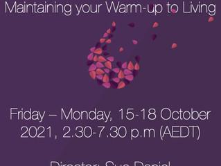 Spontaneity for Life - October 2021 Workshop