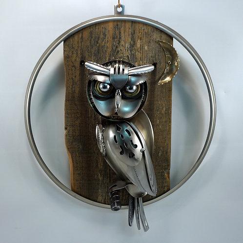 Wall Hanging Owl 01