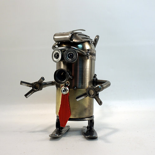 Metal Art Minion 01